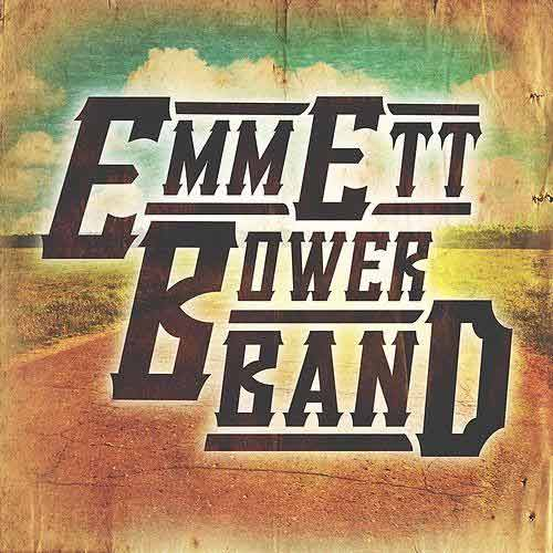 Emmett Bower Band Self-Titled Album Cover