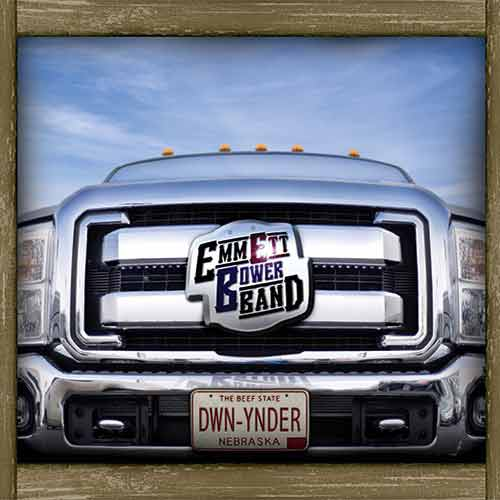 Emmett Bower Band Down Yonder Album Cover